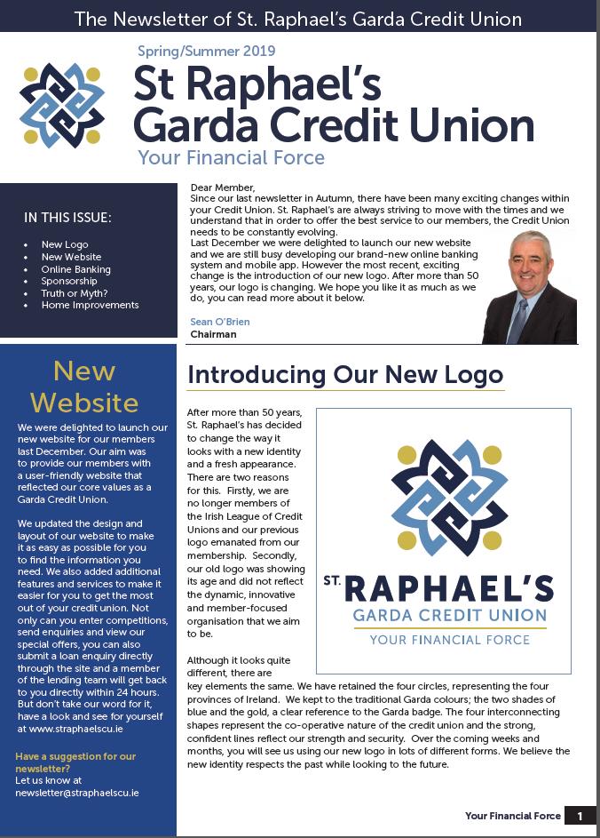 St Raphael's Newsletter