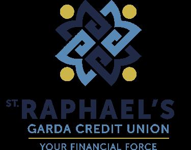 St Raphael's Garda Credit Union Logo