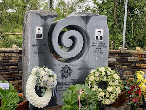 John Morley, Henry Byrne Memorial